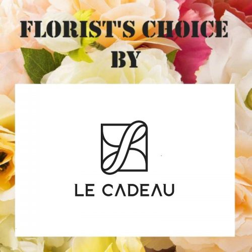 Florists Choice By Le Cadeau Bahrain Flower Delivery