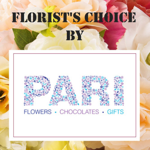 Florist's Choice by Pari Flowers Bahrain