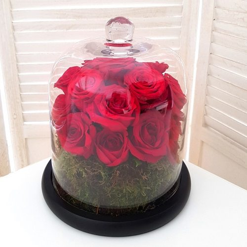 Cupid's Dome by Flour and Flower Bahrain florist Delivery