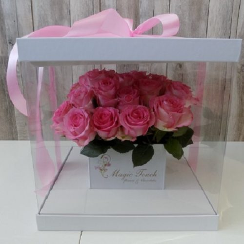 Magic Pink by Magic Touch Flowers Bahrain Delivery