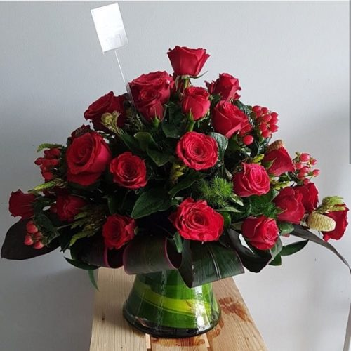 Bloody Mary by RainFlorist Flower Delivery Bahrain