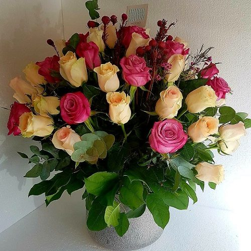 Mixed Emotions by RainFlorist Flower Delivery Bahrain