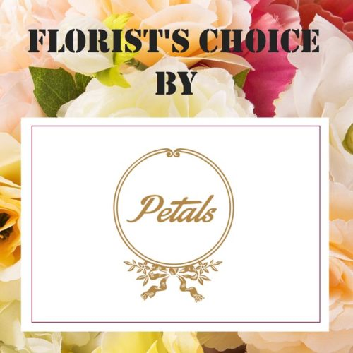 Florist Choice by Petals Flowers Bahrain Flowers Delivery
