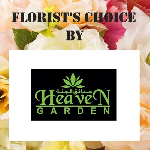 Florists Choice By Heaven Garden Bahrain Flowers Delivery