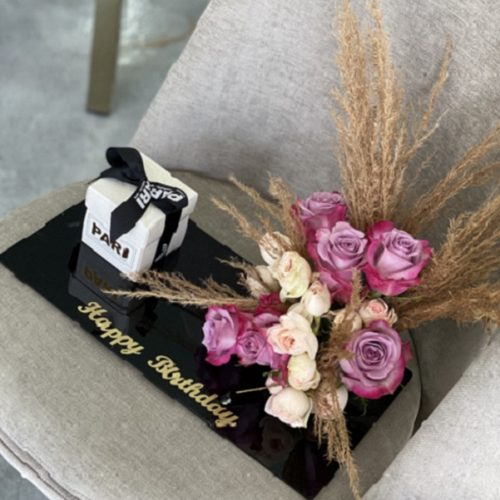 Authentic by Pari Bahrain Flowers and Chocolates Delivery
