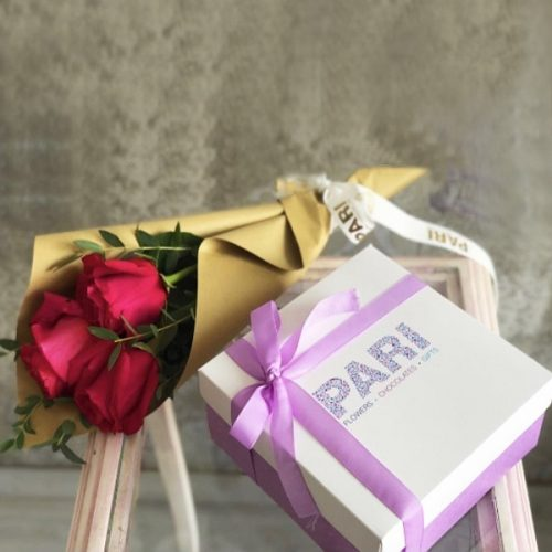 Delicious Choco by Pari Bahrain Flowers and Chocolates Delivery