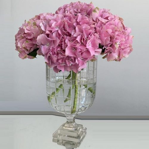 Blooming Vase by Le Cadeau Bahrain Flowers Delivery
