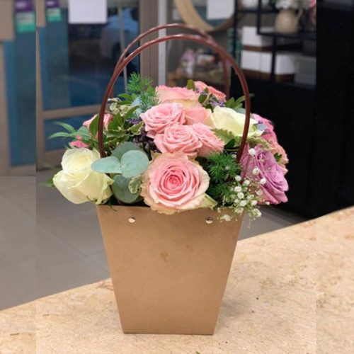 Velvety by Petals Bahrain Flowers Delivery