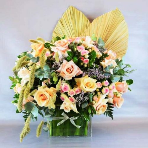 Classic Beauty by Petals Bahrain Flowers Delivery