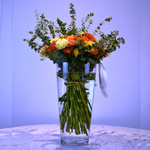 Colorful Wishes by RainFlorist Flowers Bahrain Delivery