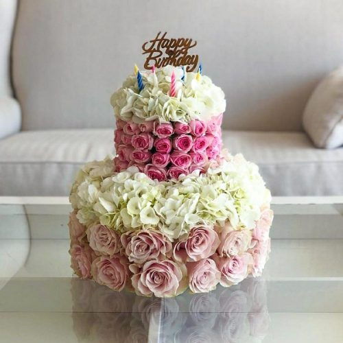 Eternal Wishes By Flour and Flower Flowers Delivery Bahrain