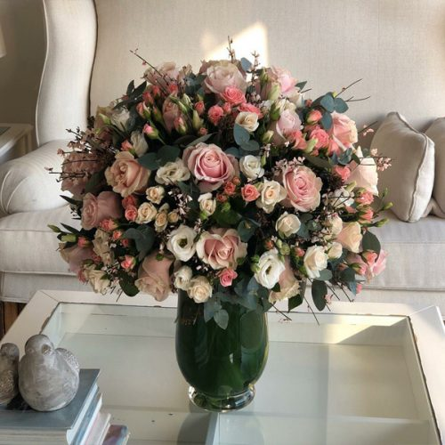 Flowers Bliss By Flour and Flower Flowers Delivery Bahrain