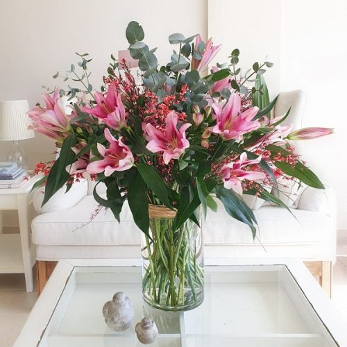 Lilies Love By Flour and Flower Flowers Delivery Bahrain