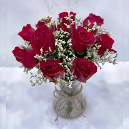 Passionate Love by Heaven Garden Flowers Bahrain Delivery