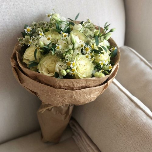 Spring Glow By Flour and Flower Flowers Delivery Bahrain