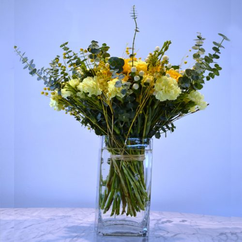 Sunshine by RainFlorist Flowers Bahrain Delivery