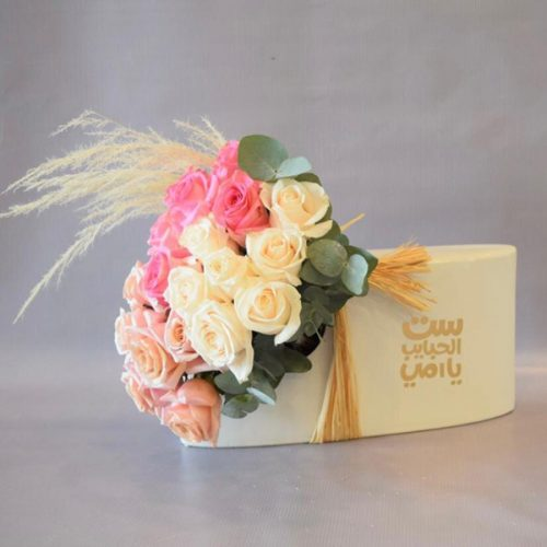 Delightful Love By Petals Flowers Delivery Bahrain