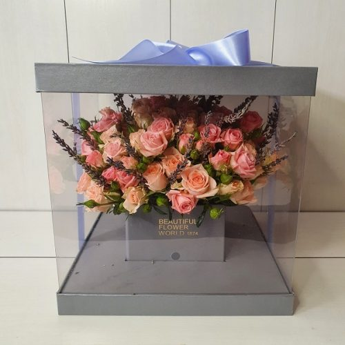 Eternal Bliss By Magic Touch Flowers Delivery Bahrain