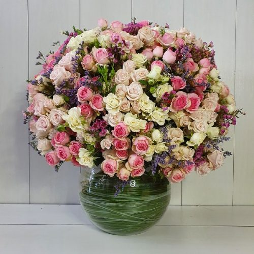 Pretty By Magic Touch Flowers Delivery Bahrain