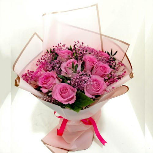Queen Mum By Heaven Garden Flowers Delivery Bahrain