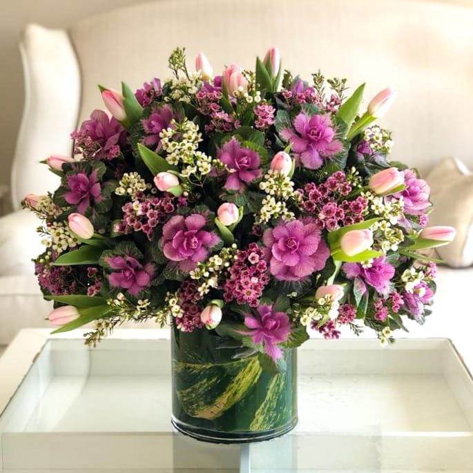 Nima by Flour and Flower Bahrain Flowers Delivery