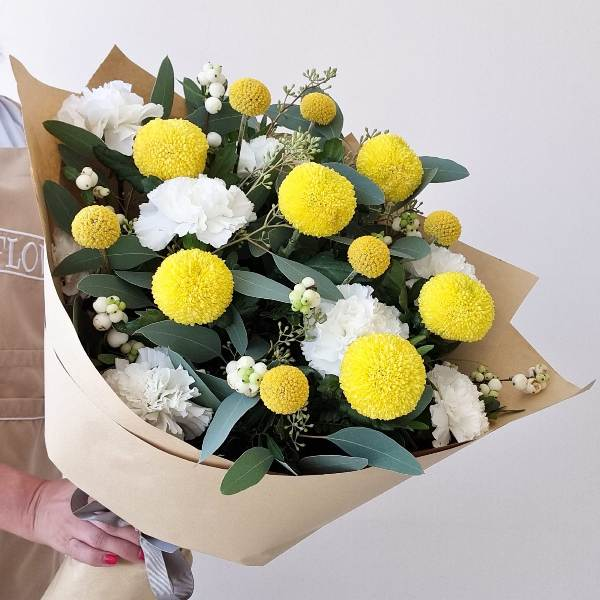 Sunrise By Flour and Flower Bahrain Flowers Delivery